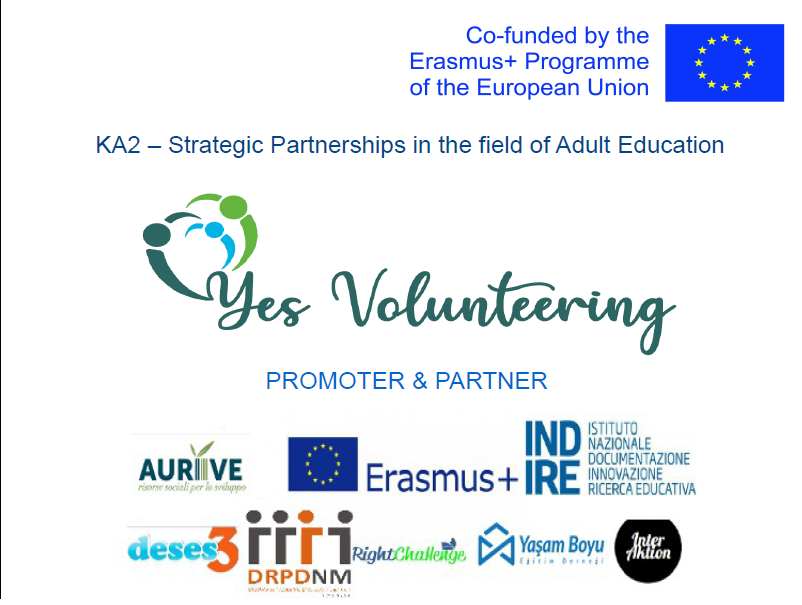 YES VOLUNTEERING PROJESİ ONLİNE TOPLANTI -